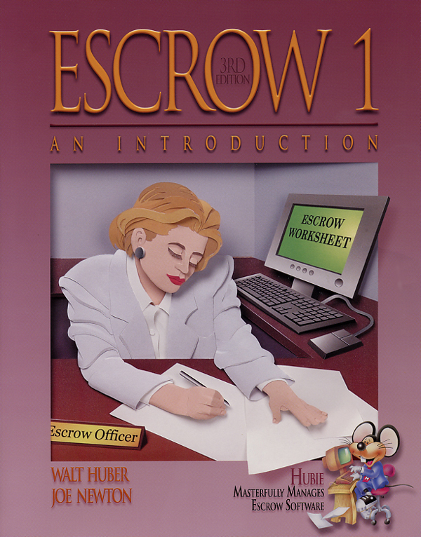 real estate escrow software